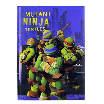 Diario Turtles Mutant Ninja cm.20