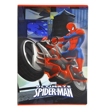 Quaderno Spiderman  A4 Rigatura B Marvel Hakan