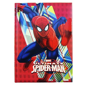 Diario Spiderman Ultimate cm.20