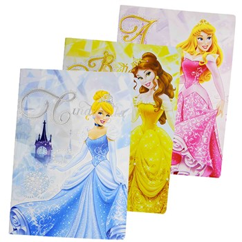 Quaderno Princess A4 Rigature C Cartorama