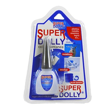 Colla Attaccatutto Super Dolly Istantanea gr.5