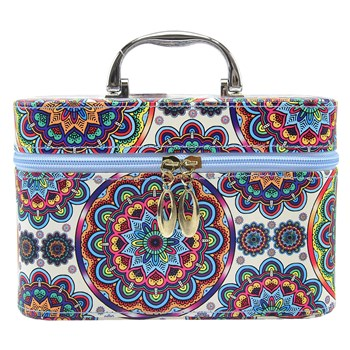 Beauty Ecopelle Arabesco Multicolorcm.21x13x14