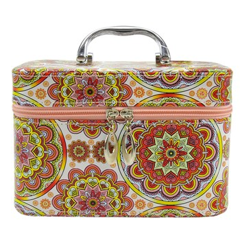 Beauty Ecopelle Arabesco Multicolor cm.21x13x14