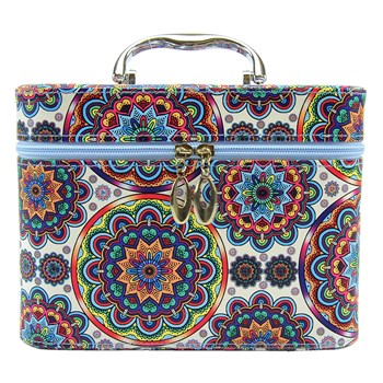Beauty Ecopelle Arabesco Multicolor cm.23x15x17